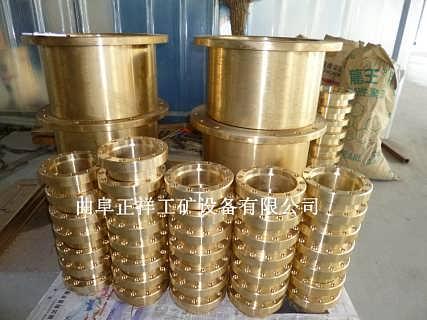 铜套厂家供应矿井提升机铜套