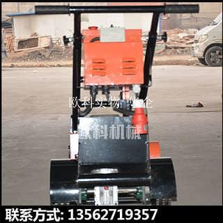 自动向前铲削机电动地面胶皮铲削机
