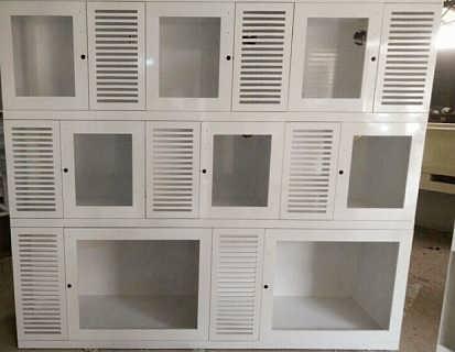 宠物柜 展示柜 置物柜-北京信工金点门窗有限公司