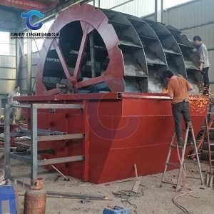 砂石厂专用山砂洗砂生产线 定制加工洗砂机