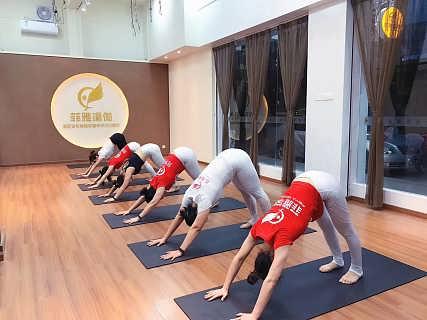 东莞东城瑜伽教练班分析什么是高温瑜伽-东莞市石龙菲雅成人舞蹈培训部
