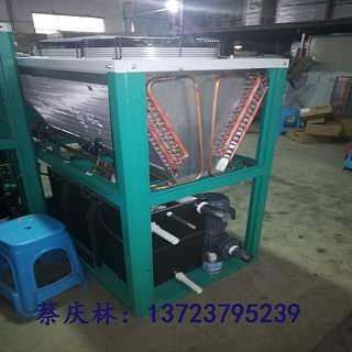 专业生产三辊研磨冷却机全自动控温(水系统制冷机)-深圳市高川制冷机械设备有限公司-