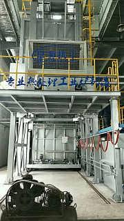 支持定制  大型天燃气铝合金淬火炉  厂家直销 工业电炉-浙江星源热工科技有限公司