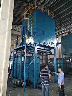 支持定制  上海地区铝合金淬火炉 厂家直销 工业电炉-浙江星源热工科技有限公司