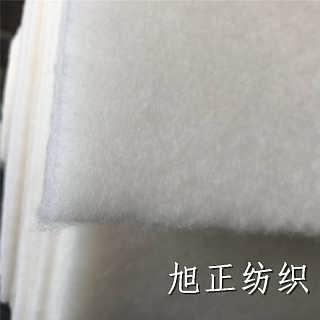 厂家直销阻燃针棉 阻燃黏胶水洗夹棉 中棉