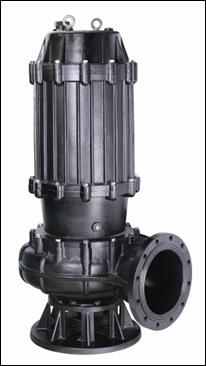 污水排水泵_WQ型_自吸切割式-天津奥特泵业有限责任公司-