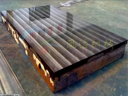 铸铁校正平板 校准平板 校正平板 校验平板