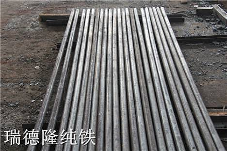 宁波直流电磁铁铁芯专用纯铁棒