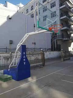 绍兴篮球架,液压篮球架-盐山?#21487;?#20307;育器材有限公司