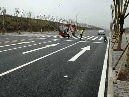重庆云阳道路安全划线规范,重庆云阳市政道路划线