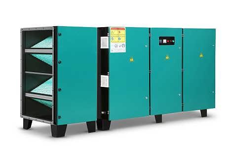 东莞国云环保 UV光催化净化器厂家价格实惠技术可靠