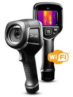 FLIR E85 红外热成像仪 代理商家上海坚领