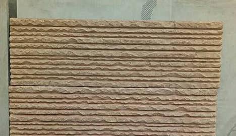 朴之原夯土墙挂板特点