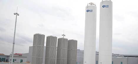 森铂二氧化碳装置品质保证
