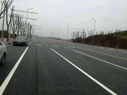 重庆渝北热熔划线,重庆渝北道路安全划线规范