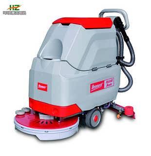 来宾全自动洗地机是保洁行业的发展趋势-南宁市环壮清洁用品有限公司
