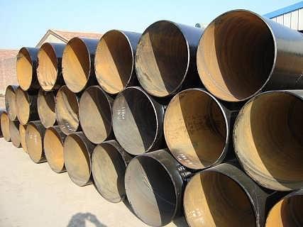 玻璃钢防腐螺旋钢管-河北沧州市螺旋钢管有限责任公司