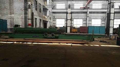 二手上海4米外圆磨床型号MQ1350B,2010年外圆磨床-温州迈欧克机电设备有限公司销售部