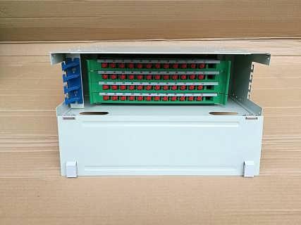 72芯ODF单元箱 72芯ODF光纤配线架-慈溪市三网通信设备制造厂