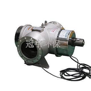 中央空调冷却水处理中压紫外线消毒器