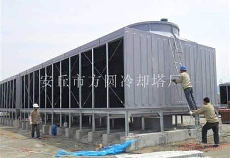 方形横流式冷却塔厂家