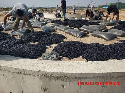 云南曲靖沥青砂靠真材实料让罐底防腐历久弥-烟台市正运建材有限公司