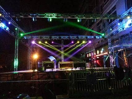 专业出租灯光音响 舞台桁架 LED屏幕搭建-苏州唐歌文化传媒有限公司