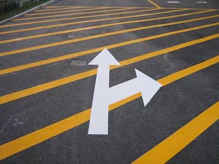 承接各种道路交通标线工程施工,停车场划线施工