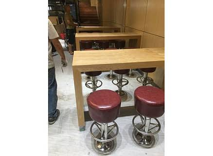 自产自销快餐桌椅量身定制工厂价销售