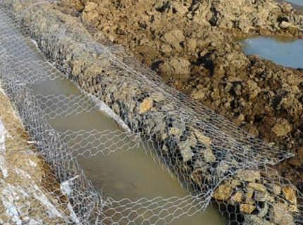 河道护坡石笼网A任庄河道护坡石笼网A河道护坡石笼网厂家直销