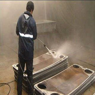 山西中央空调清洗公司,临汾换热器清洗公司-宏泰工程-广东宏泰节能环保工程有限公司