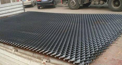 拉伸冲压钢板网菱形钢板网报价重型钢板网厂家