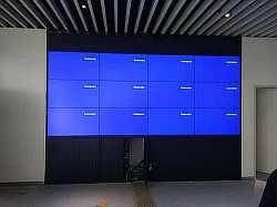 液晶电视拼接墙