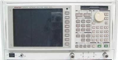 爱德万Advantest R3767CH 8G网络分析仪