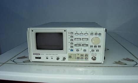 日本爱德万频谱分析仪R4131C原装进口机