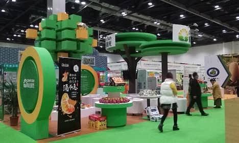 上海会展展台设计搭建公司 展位布置