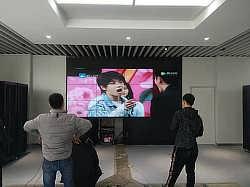 液晶大屏幕生产厂家-西安连联电子科技有限公司拼接屏