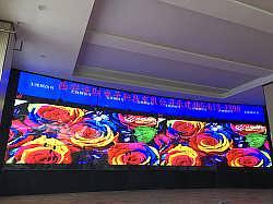 did大屏幕-西安连联电子科技有限公司拼接屏