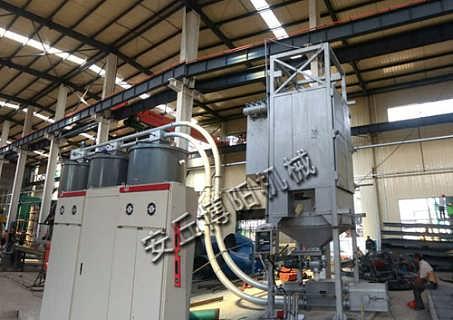 出售钛白粉管链输送机 管道输送机非标制作