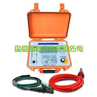 数字高压绝缘电阻测试仪 5000V 原厂直销
