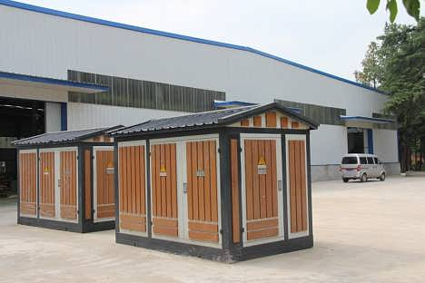 银川箱式变电站 银川YBW-12路灯箱变 银川箱变 生产厂家