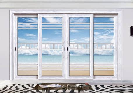 阳台推拉门应该选择什么样的-盛佰惠门窗