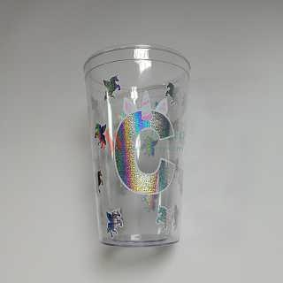 东莞横沥塑胶杯杯身热转印加工