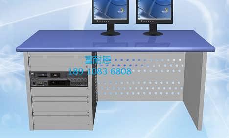 非编台1米弧形非编台转角非编台音频台录音棚工作台-北京富耐恩电子设备有限公司