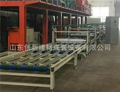 防火装饰板生产线-装饰板生产机械