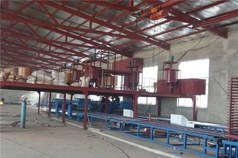 匀质板生产机械-匀质板生产线