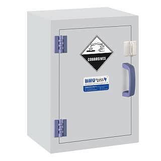 4加仑PP酸碱柜/强腐蚀性化学品安全柜  产品介绍