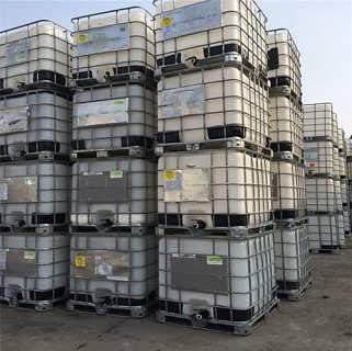 苏州昆山上海苏涌物资塑料桶吨桶回收化工包装桶回收公司厂家