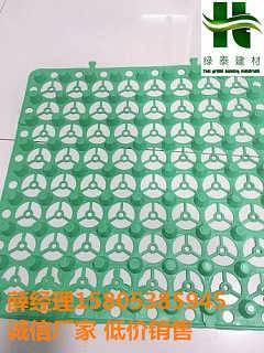 徐州泉州2公分绿化车库蓄排水板-新闻-泰安市绿泰建材有限公司.