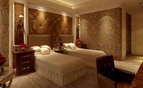 石家庄东南亚spa会所装饰设计中色调给人的感觉用色调营造个性时尚的会所装饰